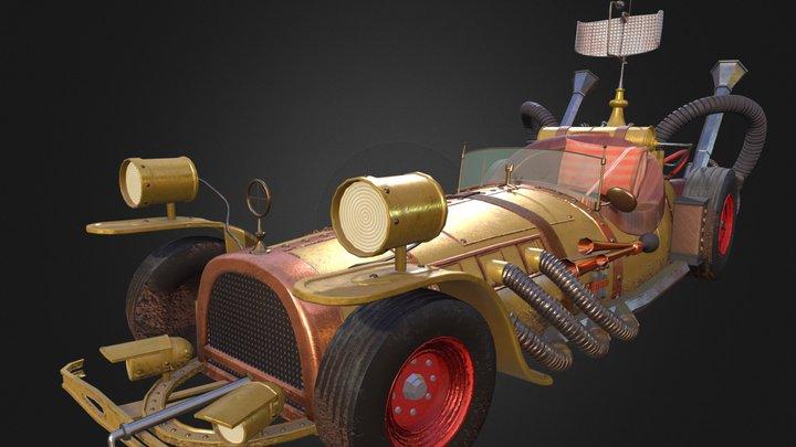 Il Tempo Gigante 3D Model