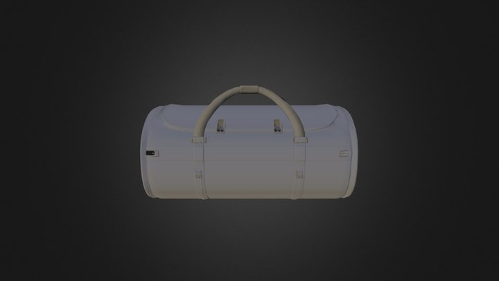 Duffelbag 3D Model