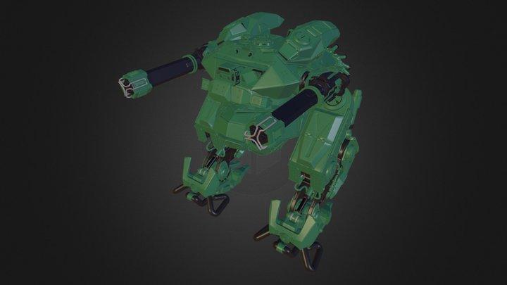 TL-4 3D Model
