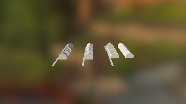 Entwurf V2 3D Model