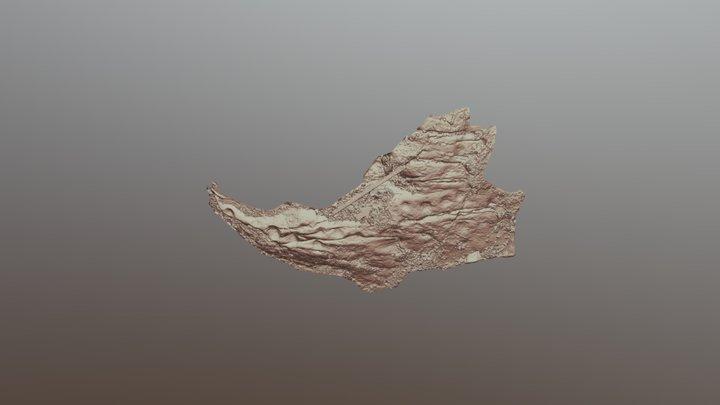 Rockart Evanachan 3 3D Model