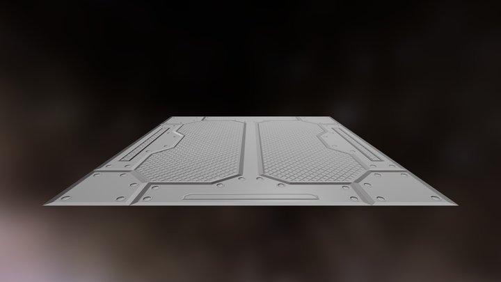 Test 02 Sketchfab 3D Model