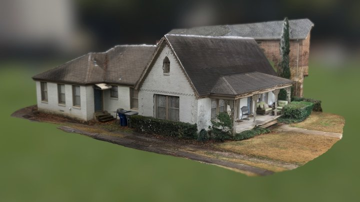 M-Street Home HD 3D Model