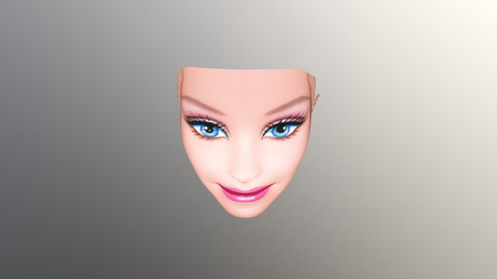 cartoon_01 3D Model