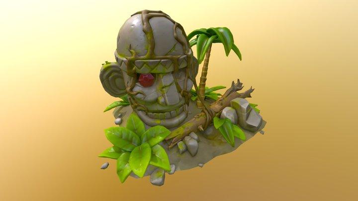 Jungle (Hearthstone fanart) 3D Model