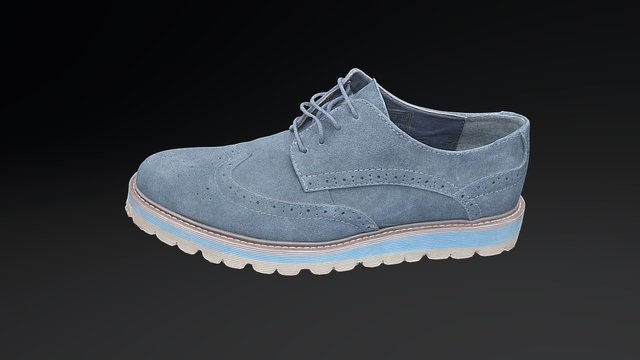 Brothers shoe 3D Model