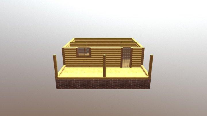 5к авангард разрез 3D Model