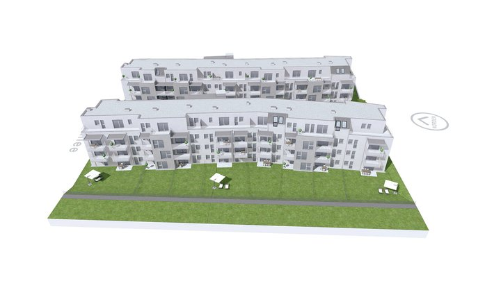 RWB - Mistelbach 3D Model