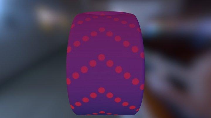 Tenvas - Polka night 3D Model