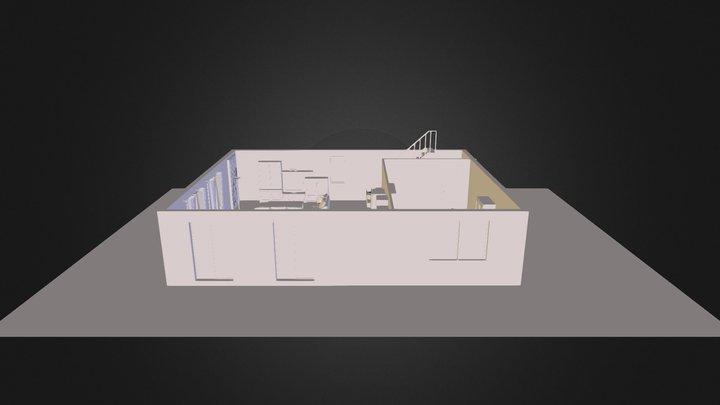 智慧屋 1 3D Model