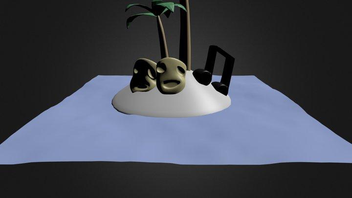 P A L M I E R 3D Model