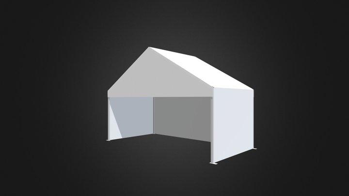 20-X 3D Model