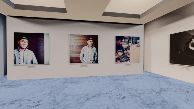 Instamuseum for @spillhk 3D Model