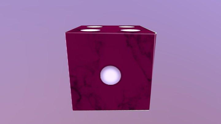Dice Export 3D Model