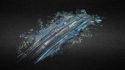The Phenomenology of Fairfield Train Station 3D Model