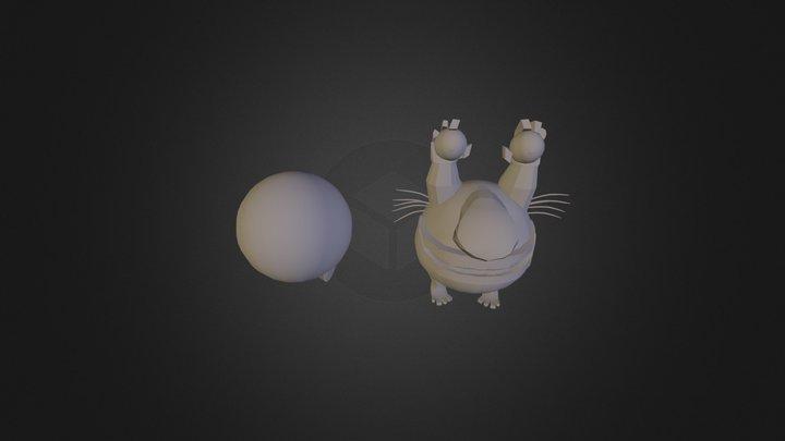 krumm 3D Model