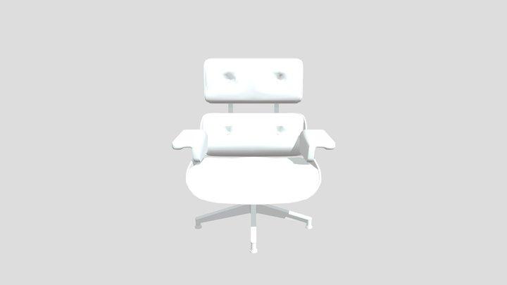 Poltrona Eames 3D Model