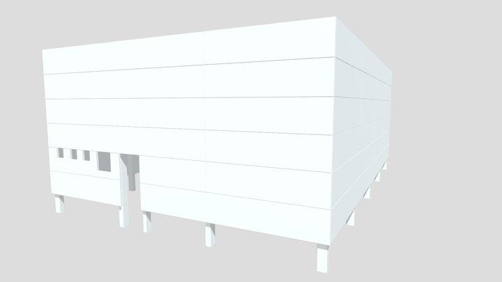Projeto 019 2020 3D Model