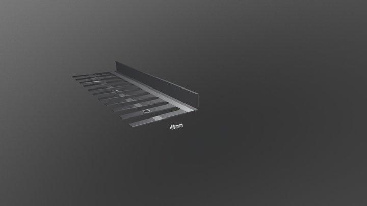 Cintrable 40 3D Model