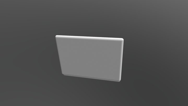 HP Spectre Laptop 3D Model