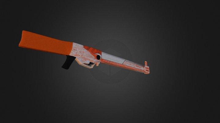 Electrosilos Fishermen's gun 3D Model