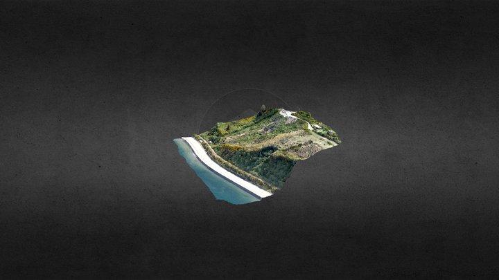 Terreno Costanera 3d, Puerto Montt X Region 3D Model