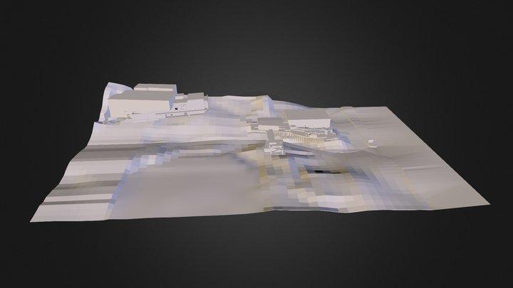 keyshot_test_SIA 3D Model