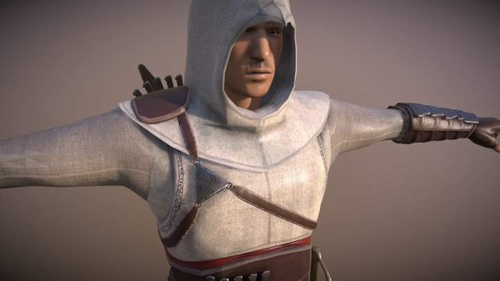 Altair - remake 3D Model