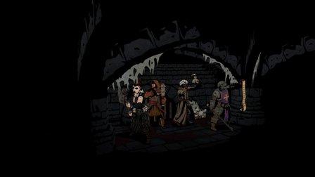 Darkest Dungeon - A Doomed Party? 3D Model