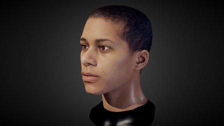 Digital Double of Tatiana Seguin by EISKO 3D Model