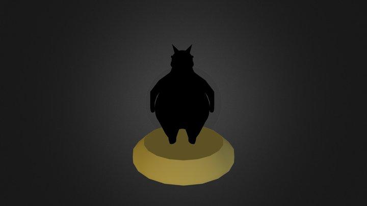 King Shadow 3D Model