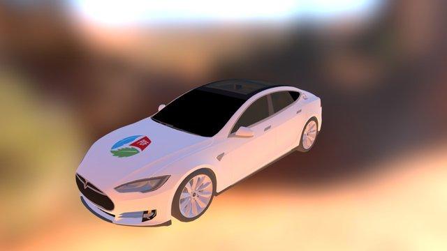 TESLA S DALIM 3D Model
