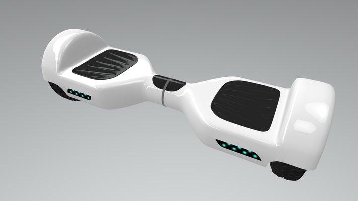 eBoard 3D Model