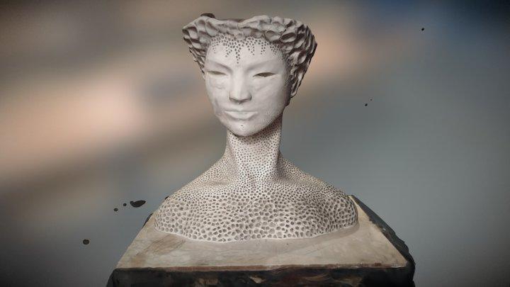 Busto Jungle - Take 01 3D Model