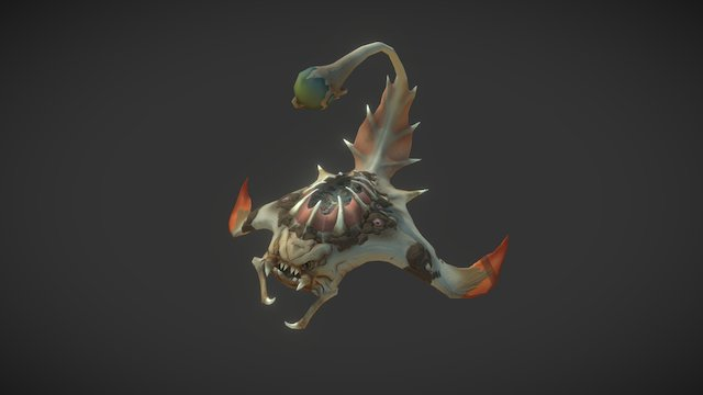 Vore / Endless Legend 3D Model