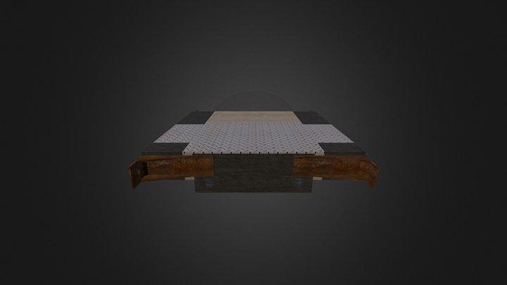 Vaxeldriv 3D Model