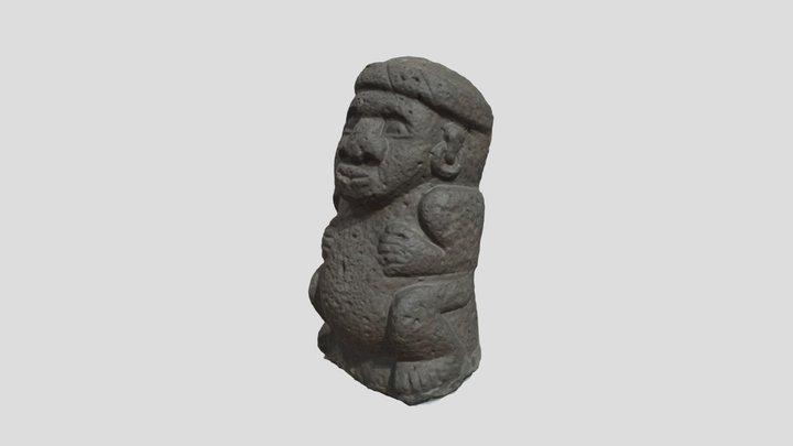 Pieza #1 Proyecto SCAN Museo Etnografico M.A.B. 3D Model