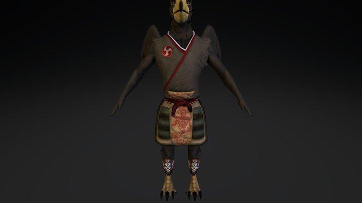 Tegun 3D Model