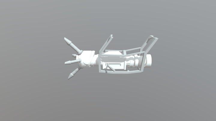 TNH_Weapon 3D Model