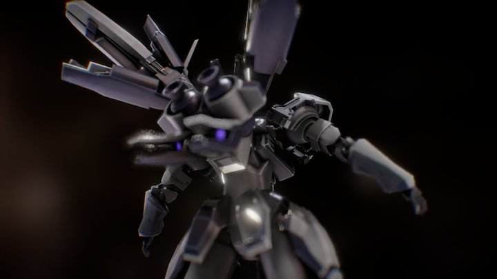 Tallgeese 3D Model