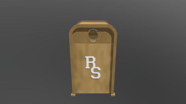 Radiator Springs Racers Recycle Bin