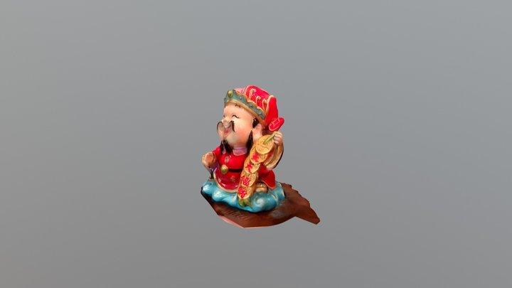 *L 3D Model