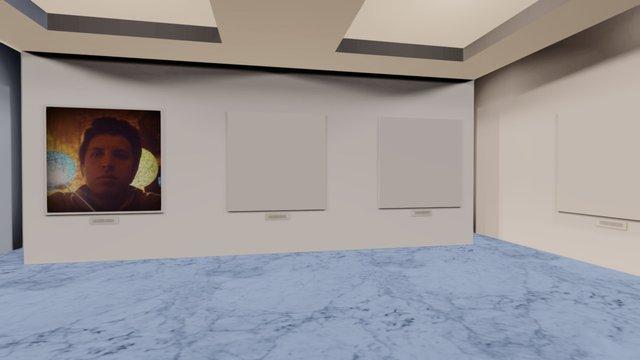 Instamuseum for @waxsho 3D Model