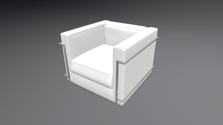 MANHATTAN 1 3D Model