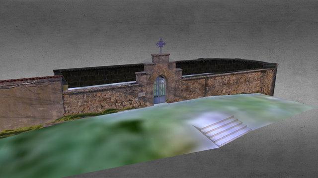 Ermita de San Zoilo 3D Model