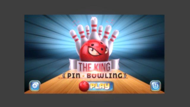 TheKingPin_TitleScreen.unity 3D Model