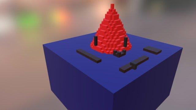 Ship Reck (2) 3D Model