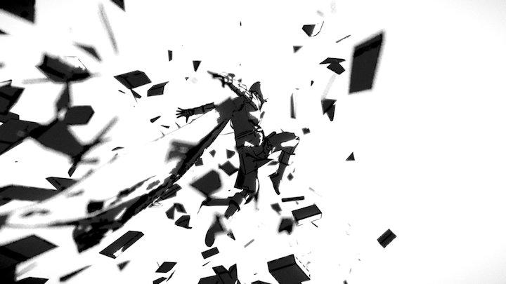 Leap of Faith 3D Model