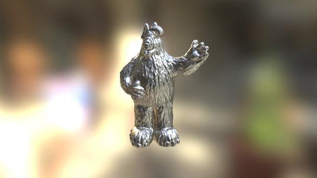 Alf - Mini Steel Print