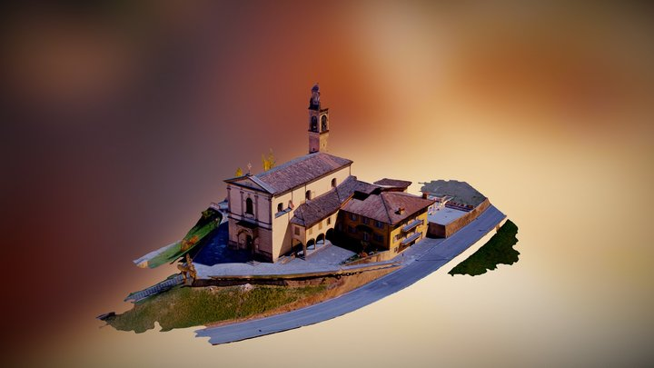 Chiesa Onore Anteprima 3D Model
